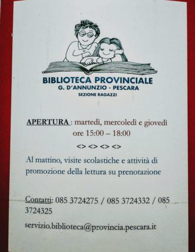 Biblioteca Provinciale Pescara