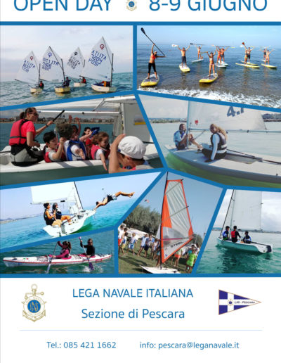 Lega Navale Pescara Open day