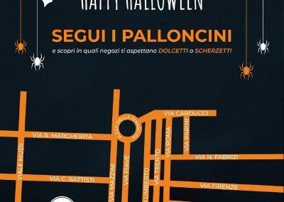 Halloween in centro Pescara
