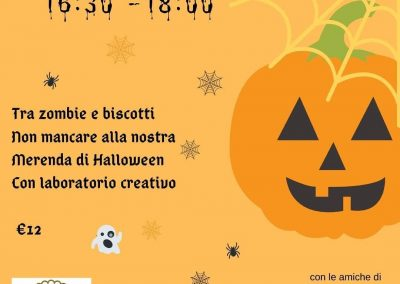 HAlloween Officina