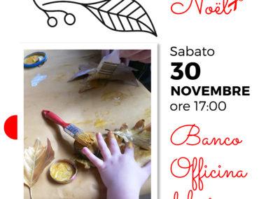 Pescara bimbi atelier de noel