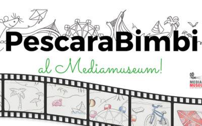 Pescara Bimbi al Mediamuseum!