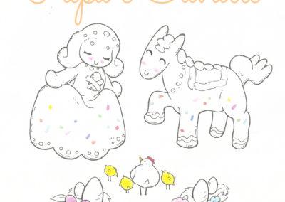 pupa e cavallo pescarabimbi