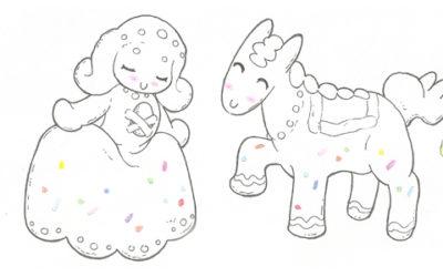 Pupa e Cavallo di Pasqua